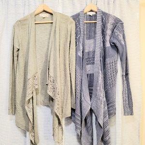Free gift💫 Knox Rose cardiga sweater size xs